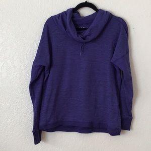 Gerry purple sweater